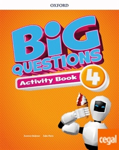 Big Questions 4. Activity Book