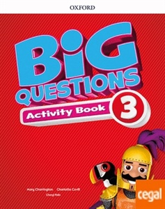 Big Questions 3. Activity Book