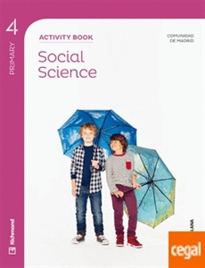SOCIAL SCIENCE. ACTIVITY BOOK. 4 PRIMARY