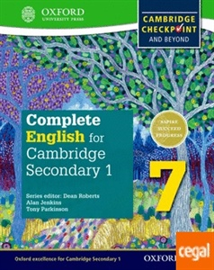 COMPLETE ENGLISH FOR CAMBRIDGE. SECONDARY 1