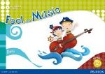 Feel the Music 2 Pupil's Book, 2 Primaria