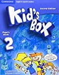 Kids Box Pupils book 2